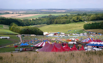 Photo: Musikfestival in England
