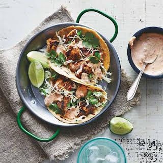Ancho Fish Tacos.