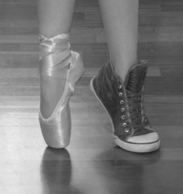 Danza classica vs Danza moderna di sarasphotography
