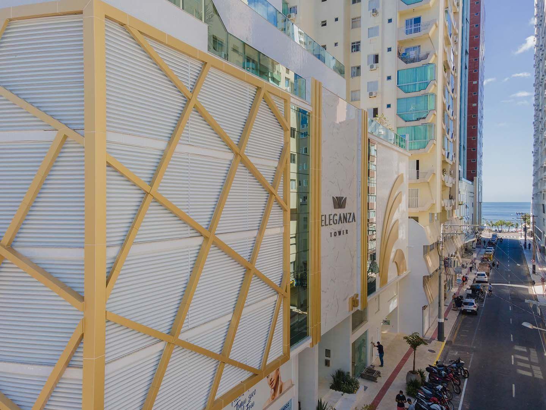 Apartamento no Edifício Eleganza Tower com 4 dormitórios à venda, 140 m² por R$ 3.485.000 – Centro – Balneário Camboriú/SC