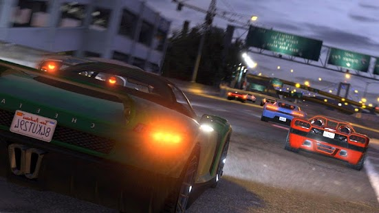 San Andreas Grand Racer City for pc