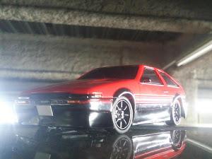 スプリンタートレノ AE86 GT-APEC ラジコンのカスタム事例画像 スパーキーさんの2018年03月27日13:01の投稿