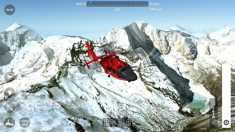 Flight Simulator 2018 FlyWings Free Screenshot 10