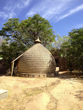 Photo: Traditional house in southern Ethiopia