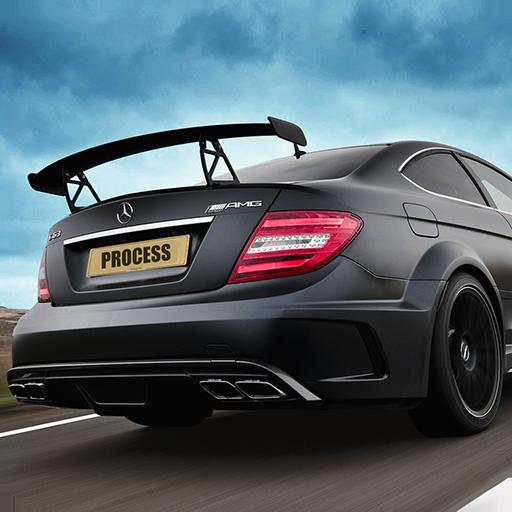 C63 Drift Simulator (game)