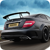 C63 AMG Drift Simulator