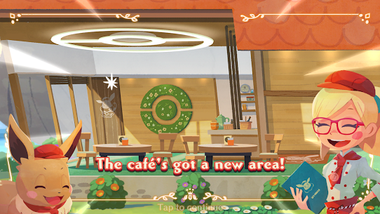Pokémon Café Mix Mod Apk (Unlimited Currencies) 1.45.1 7