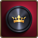 Checkers online free draughts icon