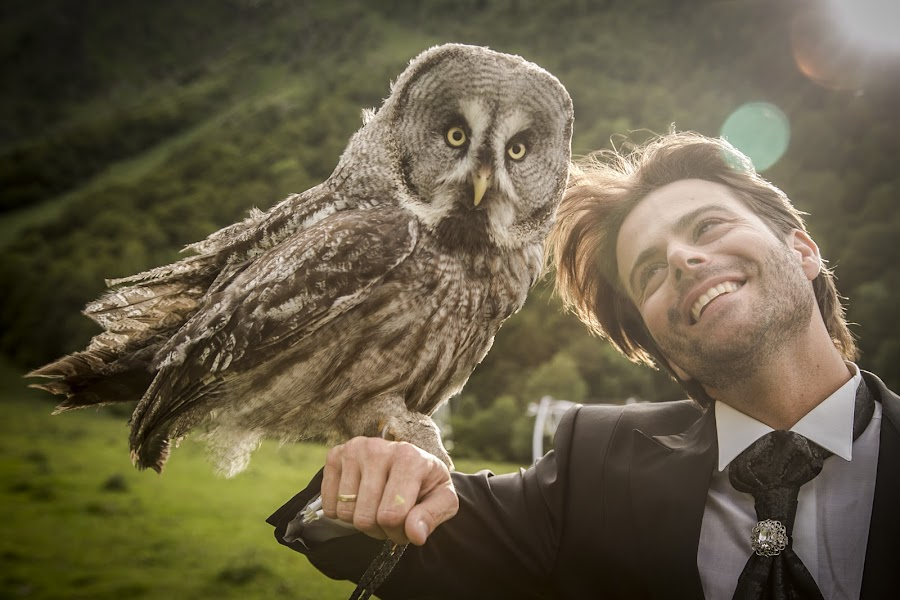 Wedding photographer Andreu Doz (andreudozphotog). Photo of 01.02.2016