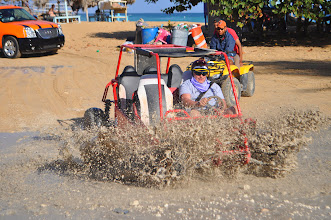 Photo: Папки грязи не боятся!