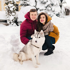 Wedding photographer Evgeniy Rukavicin (evgenyrukavitsyn). Photo of 07.02.2018