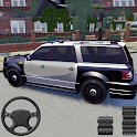 Police Car Spooky Parking 2021 icon
