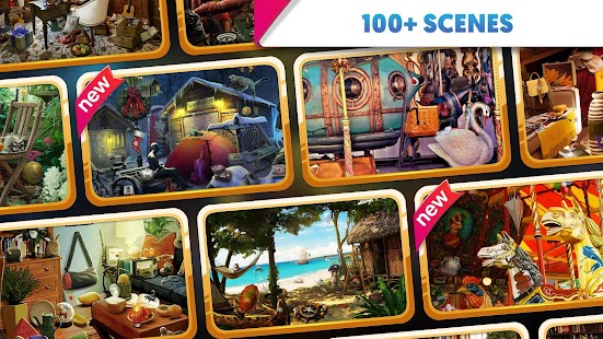 Hidden Object Games for Adults 🌟 Puzzle Game Screenshot