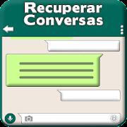 recuperar conversas e áudios apagadas