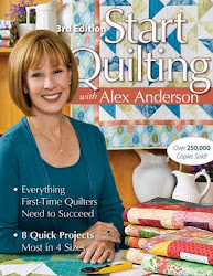 Start Quilting with Alex Anderson - Alex Anderson
