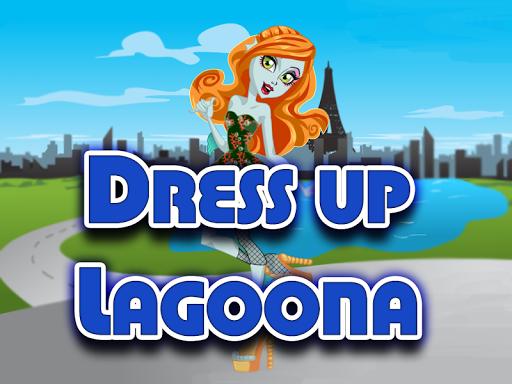 Dress up Lagoona