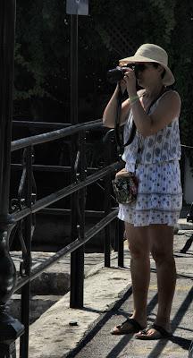 turista a Rodi di smpaint