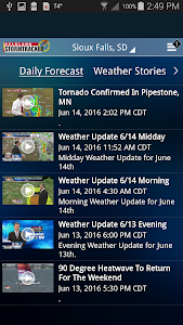 KELOLAND Storm Tracker – Download the KELO weather app for