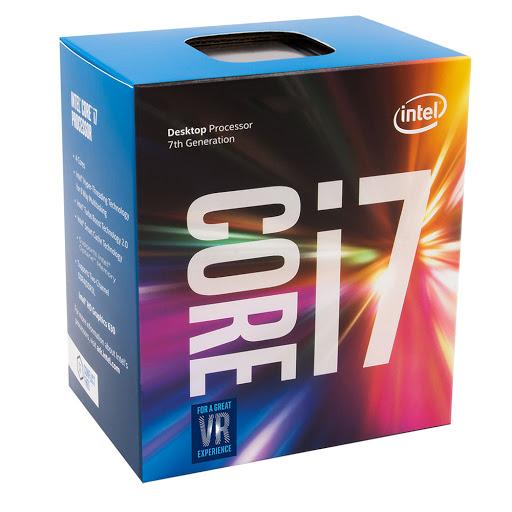 Bộ vi xử lý/ CPU Intel Core i7-7700 (8M Cache, up to 4.2GHz)