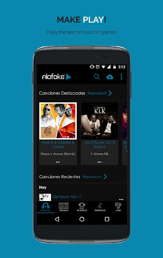 AlofokePlay Music 1.0.22 screenshots 1