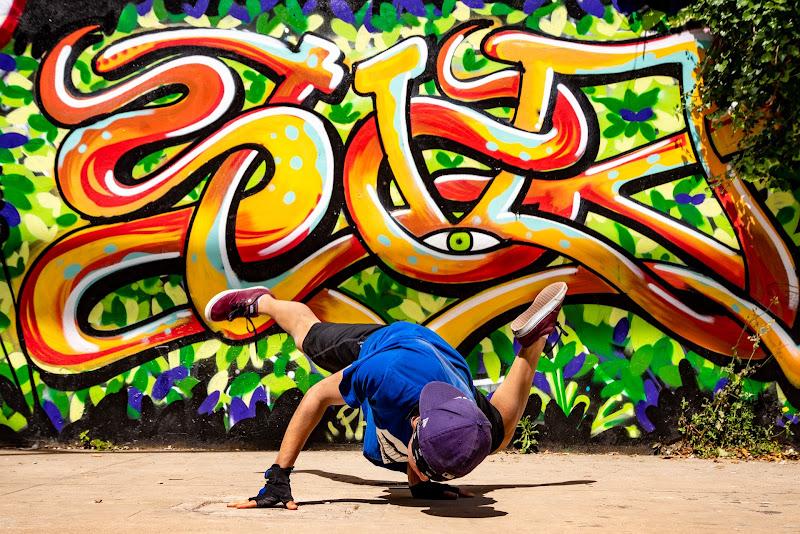 Hip Hop di Luporosso