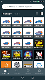 App FM Radio India - all India radio stations APK for Windows Phone