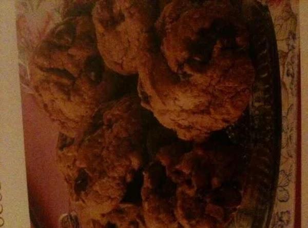 German Chocolate Cookies Recipe