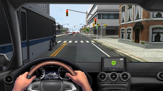 City Driving 3D- screenshot thumbnail