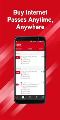 Hotlink RED 4.26.6 screenshots 2
