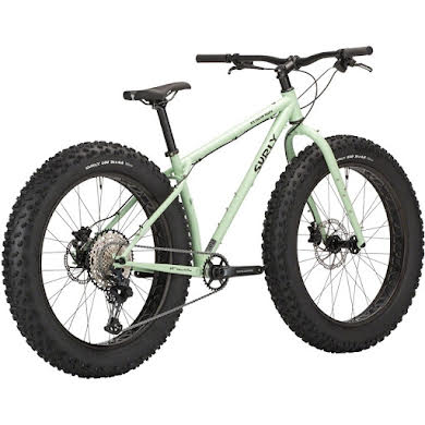 Surly Ice Cream Truck Fat Bike - Buttermint Green alternate image 1