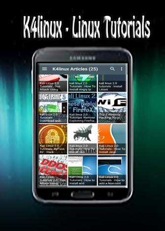 玩免費書籍APP|下載K4linux - Linux Tutorials app不用錢|硬是要APP