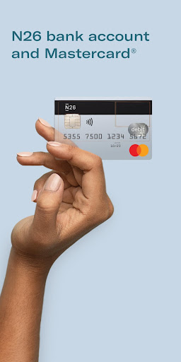 N26 — The Mobile Bank screenshot