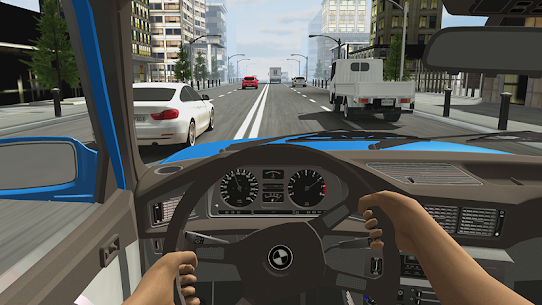 Racing in Car 2 1.2 Mod (Unlimited Money) Apk Download 4