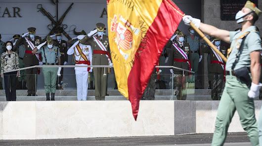 Defensa recluta a 41 jóvenes almerienses