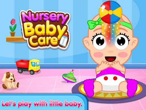 Nursery Baby Care - Taking Care of Baby Game 1.0.01.0.0 screenshots 1