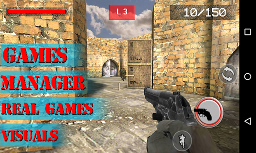 Sniper Shooting 3D Games