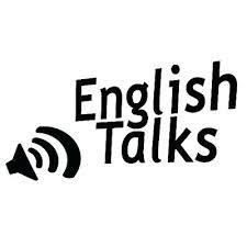 English Talks logo