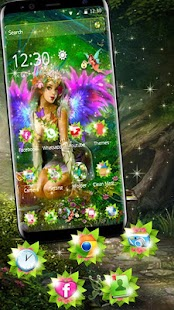 Jungle Fairy Theme