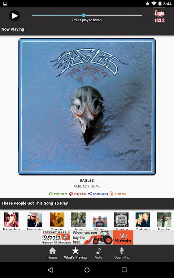 103.3 The Eagle - screenshot