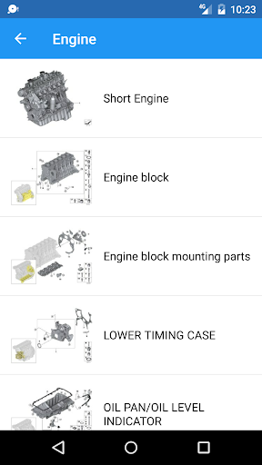Car Parts for BMW and MINI - ETK, OEM screenshot