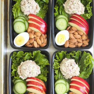 Tuna Salad Meal Prep.