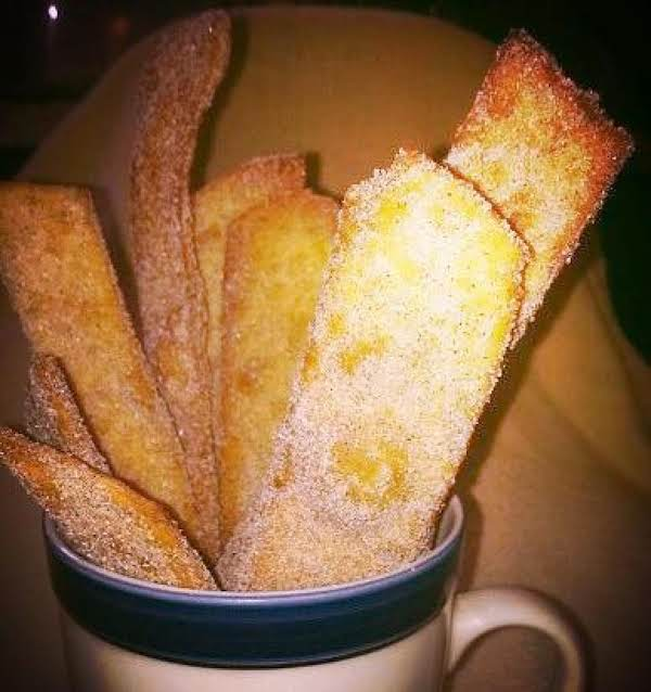 Crispy Tortilla Dessert Recipe