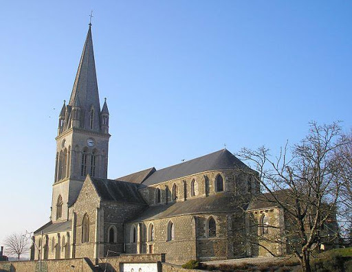 photo de Eglise Saint-Pierre de MARIGNY
