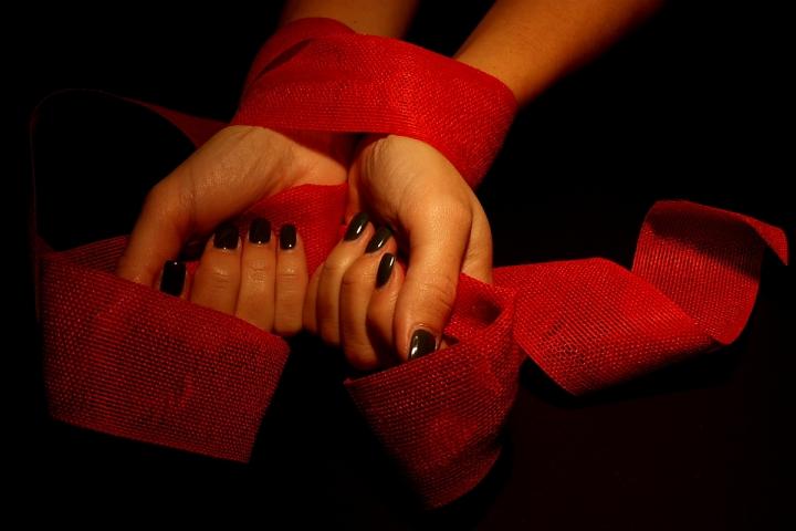 Rosso Passione  Legami di daviderm