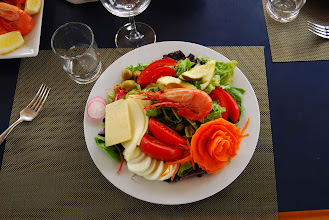 Photo: Cob Salad