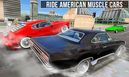 American Muscle Car Simulator 2019: Driving Game ss1