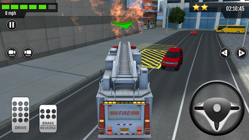 Emergency Car Driving Simulator 1.1 de.gamequotes.net 2