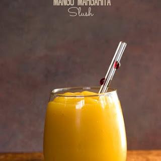 Mango Margarita Slush