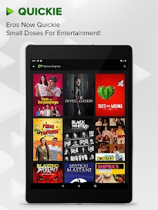 Eros Now – Watch online movies, Music & Originals App Download For Android and iPhone 8