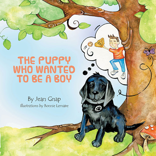 The Puppy Who Wanted to be a Boy cover